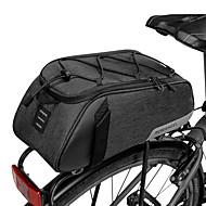 Χαμηλού Κόστους Διπλές τσάντες σέλας ποδηλάτου-7 L Τσάντα αποσκευών για ποδήλατο / Διπλή τσάντα σέλας ποδηλάτου Φοριέται, Ανθεκτικό, Εύκολη εγκατάσταση Τσάντα ποδηλάτου 300D πολυεστέρα Τσάντα ποδηλάτου Τσάντα ποδηλασίας Υπαίθρια Άσκηση / Ποδήλατο