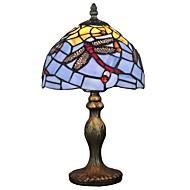 billige Lamper-Tiffany Ambient Lamper / Dekorativ Bordlampe Til Leserom / Kontor / butikker / cafeer Harpiks 110-120V / 220-240V