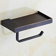 Χαμηλού Κόστους Σειρά μπάνιο-Βάση για χαρτί τουαλέτας Νεό Σχέδιο / Απίθανο Σύγχρονο Μεταλλικό 1pc Επιτοίχιες