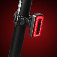 billige Sykkellykter og reflekser-Baklys LED Sykkellykter Sykling Vanntett, Fort Frigjøring, Holdbar Oppladbart Batteri 1000 lm Oppladbar Rød Sykling - RAYPAL