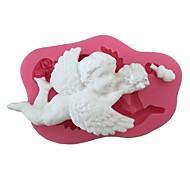 billige Bakeredskap-Bakeware verktøy silica Gel Bedårende / 3D / Kreativ Kjøkken Gadget Kake / For kjøkkenutstyr Cake Moulds 1pc