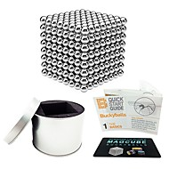 cheap -512 pcs 5mm Magnet Toy Magnetic Balls Magnet Toy Super Strong Rare-Earth Magnets Magnetic Stress and Anxiety Relief Office Desk Toys Relieves ADD, ADHD, Anxiety, Autism Novelty Adults' All Toy Gift