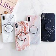 حالة لتفاح iphone xr xs xs max مع موقف imd / نمط الغطاء الخلفي الرخام لينة tpu آيفون x 8 8 زائد 7 7 زائد 6 ثانية 6 ثانية زائد se 5 5 ثانية