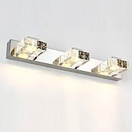 billige Vanity-lamper-OYLYW Mini Stil LED / Moderne / Nutidig Vegglamper / Baderomsbelysning Soverom / Baderom Metall Vegglampe IP20 85-265V 3 W