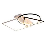 billige Taklamper-ZHISHU geometriske Takplafond Omgivelseslys Malte Finishes Metall Kreativ 110-120V / 220-240V Varm Hvit / Hvit