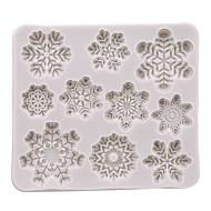 tanie Formy do ciast-Narzędzia do pieczenia Silikonowa guma / Silikon / Żel silikonowy Słodkie / 3D / Wielofunkcyjne Tort / Ciastko / Czekolada Prostokąt Foremki do ciasta 1 szt.