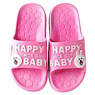 baratos Sapatos de Menino-Para Meninos / Para Meninas Sapatos PVC Primavera / Outono Conforto Chinelos e flip-flops para Infantil Azul / Rosa claro