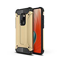 billiga Mobil cases & Skärmskydd-fodral Till Huawei Huawei Mate 20 Pro / Huawei Mate 20 Stötsäker Skal Rustning Hårt PC för Mate 10 pro / Mate 10 lite / Huawei Mate 20 lite
