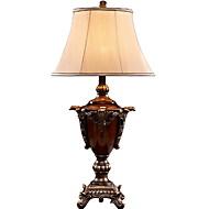 billige Lamper-Enkel Dekorativ Bordlampe Til Soverom Harpiks 220V