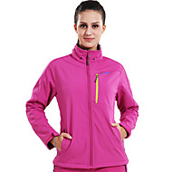FLYGAGa Women's Hiking Softshell Jacket Outdoor Winter Windproof Waterproof Thermal / Warm Rain-Proof Hiking Jackets Camping & Hiking Apparel & Accessories Activewear Jacket Softshell Jacket Winter