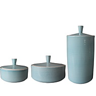 billige Lagring og oppbevaring-Rustfritt Stål Oval Nytt Design Hjem Organisasjon, 1set Dekorative gjenstander