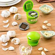 tanie Akcesoria do owoców i warzyw-1 szt. Narzędzia kuchenne Stal nierdzewna + Plastic Narzędzia / Kreatywny gadżet kuchenny Narzędzia / Narzędzia do czosnku Czosnek
