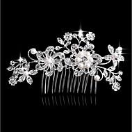 Women's Fashion Hair Comb - Floral