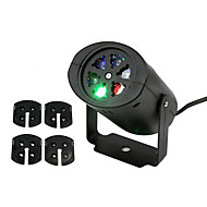 cheap Outdoor Lighting-YWXLight® Moving Christmas Laser Lights Snow Projector Lamp Snowflake LED Party Light Multicolor For Christmas Holiday Disco Stage Lamp