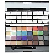 billiga Ögonskuggor-32 färger Ögonskuggor Kosmetisk / Ögonskugga Bärbar / Dam / Skydd Multifunktionell Vardagsmakeup / Halloweenmakeup / Festmakeup Smink Kosmetisk