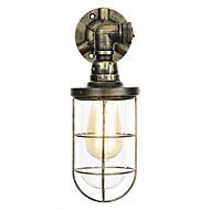 billige Vegglamper-Mini Stil Retro / vintage / Land Vegglamper Spisestue / butikker / cafeer Metall Vegglampe 110-120V / 220-240V