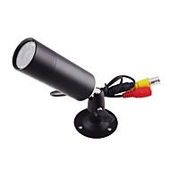 "billige Overvåkningskameraer-1/3 ""700tvl ccd mini utendørs usynlig 10 stk ir 940nm leds 0 lux nattesyn cctv kamera 4140 + 672"