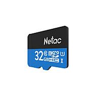 Netac 32GB tarjeta de memoria UHS-I U1 / Clase 10 P500