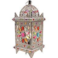 billige Lamper-Moderne Moderne Dekorativ Bordlampe Til Pigeværelse / butikker / cafeer Metall 220V