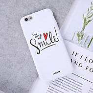 Case For Apple iPhone XS / iPhone XR Pattern Back Cover Word / Phrase / Heart / Cartoon Soft TPU for iPhone XS / iPhone XR / iPhone XS Max