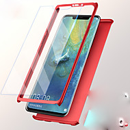 Case For Huawei P20 / Huawei Mate 20 Shockproof Full Body Cases Solid Colored Hard PC for Huawei P20 / Huawei P20 lite / Huawei P9 Plus