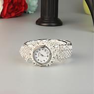FEIS Women's Bracelet Watch Fashion Silver Alloy Quartz Silver Creative 1 pc Analog - Digital