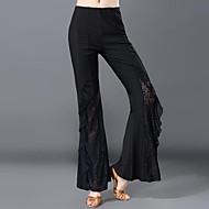 Επίσημος Χορός Παντελόνια Φούστες Γυναικεία Εκπαίδευση / Επίδοση Πολυεστέρας Δαντέλα Φυσικό Παντελόνια