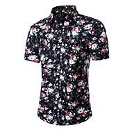 Men's Shirt - Polka Dot / Galaxy / Color Block Print