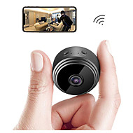 billige -a9 ip kamera sikkerhet kamera mini kamera wifi mikro lite kamera videokamera videoopptaker utendørs nattversjon hjemmeovervåking hd trådløs fjernovervåkning telefon os android app 1080p