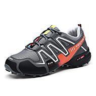 povoljno -Muškarci Osvjetljenje Sintetika Proljeće Sportski / Ležerne prilike Atletičarke tenisice Trčanje / Planinarenje Non-klizanje Color block Crn / Dark Blue / Sive boje
