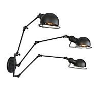 Antibrillo / Creativo Retro / Vintage Luces del brazo oscilante Habitación de estudio / Oficina / Bazares y Cafeterías Metal Luz de pared 110-120V / 220-240V