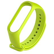 Watch Band for Mi Band 2 Xiaomi Sport Band Silicone Wrist Strap