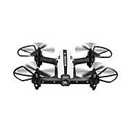RC Drón H817W ARF 4CH 6 Tengelyes 2,4 G HD kamerával 720p 1080*720 RC quadcopter 360 Fokos Forgás / A Real-Time Filmanyag RC Quadcopter / Távirányító / 1 USB kábel