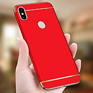 Etui Til Xiaomi Redmi 6 / Xiaomi Redmi 6 Pro Stødsikker / Belægning / Ultratyndt Fuldt etui Ensfarvet Hårdt PC for Xiaomi Redmi Note 5 Pro / Xiaomi Redmi 6 Pro / Xiaomi Redmi Note 4X