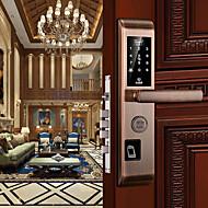 povoljno -pametna brava kombinacija zaključavanje otisak prsta zaključavanje kartica lozinka s aplikacijom protuprovalna elektronička brave 6068 tijelo zaključavanja pametno sigurnosno kućno odijelo za lijeva v