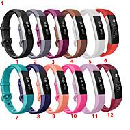 Bracelet de Montre  pour Fitbit Alta HR / Fitbit Alta Fitbit Bracelet Sport Silikon Sangle de Poignet