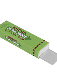 cheap -Shock-You-Friend Electric Shock Chewing Gum Practical Joke Prop