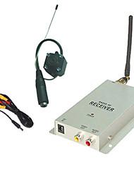"""baratos -sistema de segurança sem fio 1.2ghz (1 / 3 """"CMOS câmera e receptor) (SFA-010261)"""