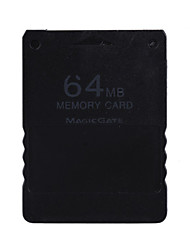 64MB MagicGate Memory Card for PS2