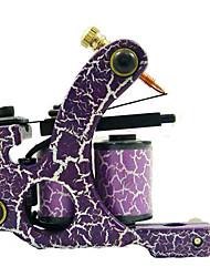 Coil Tattoo Machine Professiona Tattoo Machines Carbon Steel Liner and Shader Handmade