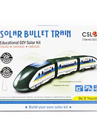 Недорогие -Поезд пуля на солнечных батареях