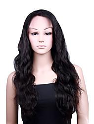 """senza tappo boday onda 20 """"parrucca 100% capello umano 5 colori da scegliere"""
