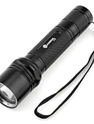 お買い得  -LED懐中電灯 LED 1000lm 5 照明モード キャンプ / ハイキング / ケイビング