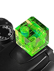 Triple Axis Hot Shoe Spirit Level Gradienter for DSLR Camera