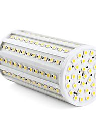 cheap -3000 lm E26/E27 LED Corn Lights T 165 leds SMD 5050 Warm White AC 220-240V