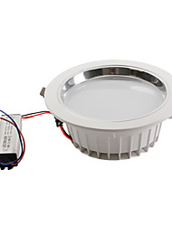 Downlights Loftslys Nedfaldende retropasform 18 leds Højeffekts-LED Naturlig hvid 6000lm 6000KK Vekselstrøm 85-265V
