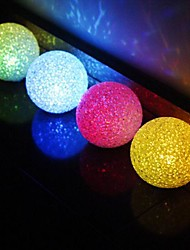 Wedding Décor LED Ball Favors (Set of 4 in Assorted Colors)