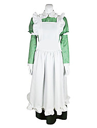 cheap -Inspired by Hetalia Italy Feliciano Vargas Anime Cosplay Costumes Cosplay Suits Solid Long Sleeves Dress For Men's