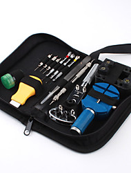 cheap -13-Piece Watch Repair Tool Kit Case Opener Spring Bar Cool Watch Unique Watch Fashion Watch