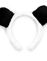 billige -Cute Panda Ears Halloween Headband (1 stk)